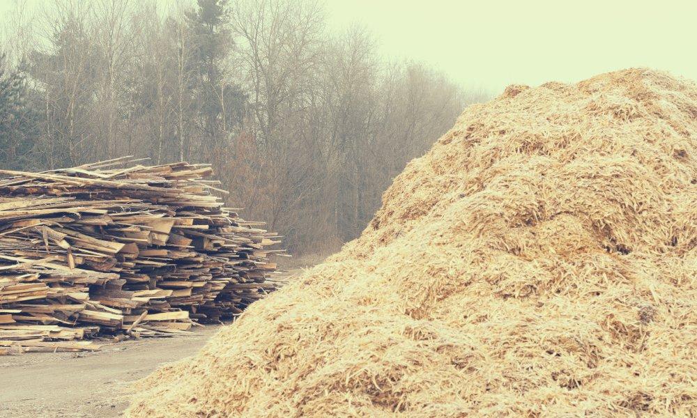 Использование древесных отходов