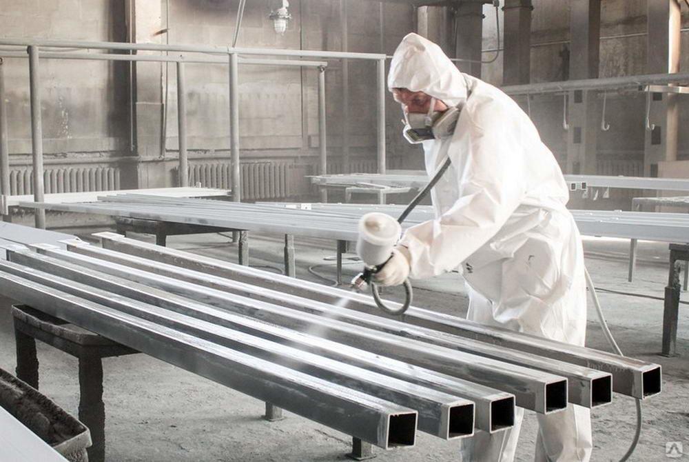 Цинкование металла   описание процесса   электролиты