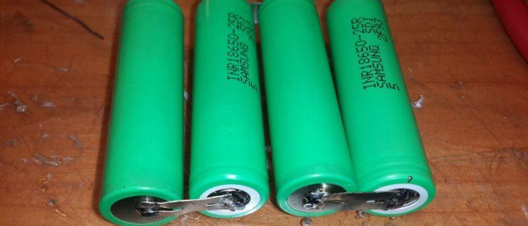 Какие аккумуляторы лучше: ni cd или li ion для шуруповерта или дрели