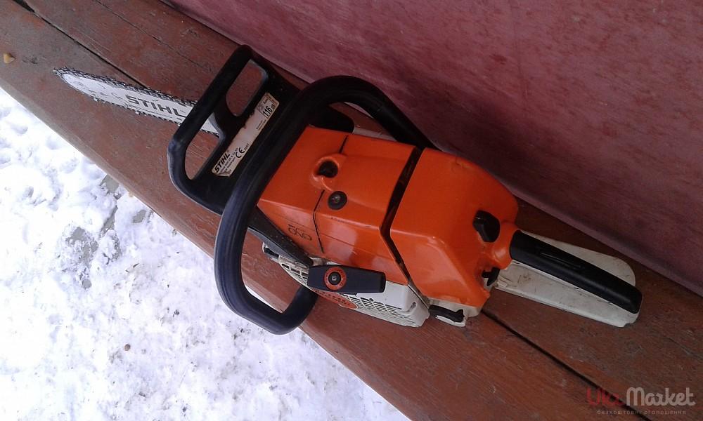 Бензопила ms 260 - проверенная на практике, надёжная бензопила мощностью 2,6 квт