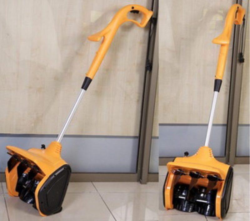 Эффективна ли электролопата при уборке снега? экзотический гаджет или полезный инструмент?