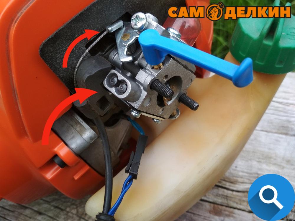 Карбюратор мотокосы: устройство, принцип работы, настройка своими руками