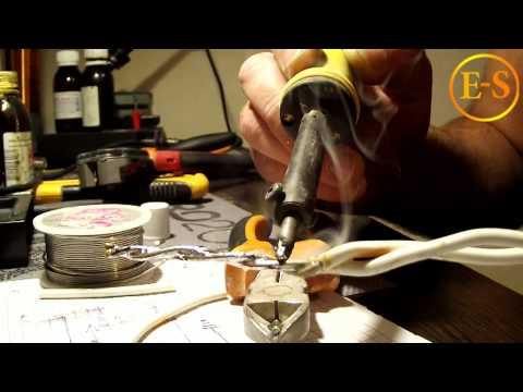 Пайка алюминия паяльником в домашних условиях своими руками
