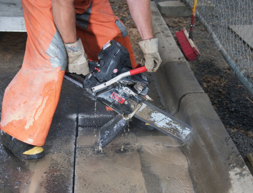 Резка бетона - виды инструмента и рекомендации по его выбору