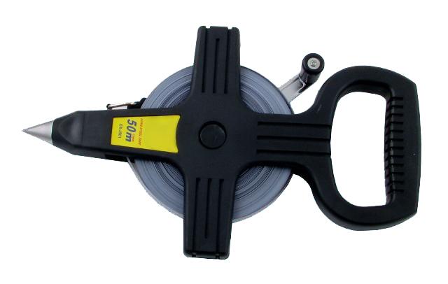 Геодезическая рулетка 30, 50, 100 метров | проинструмент