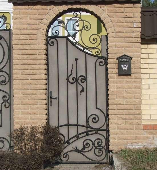 Кованые ворота: 105 фото интересных проектов художественной ковки