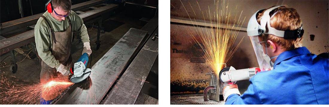 Как резать металл болгаркой: критерии для выбора углошлифовальных машин и насадок, подходящие модели, правила безопасности, как пилить, пользоваться ушм