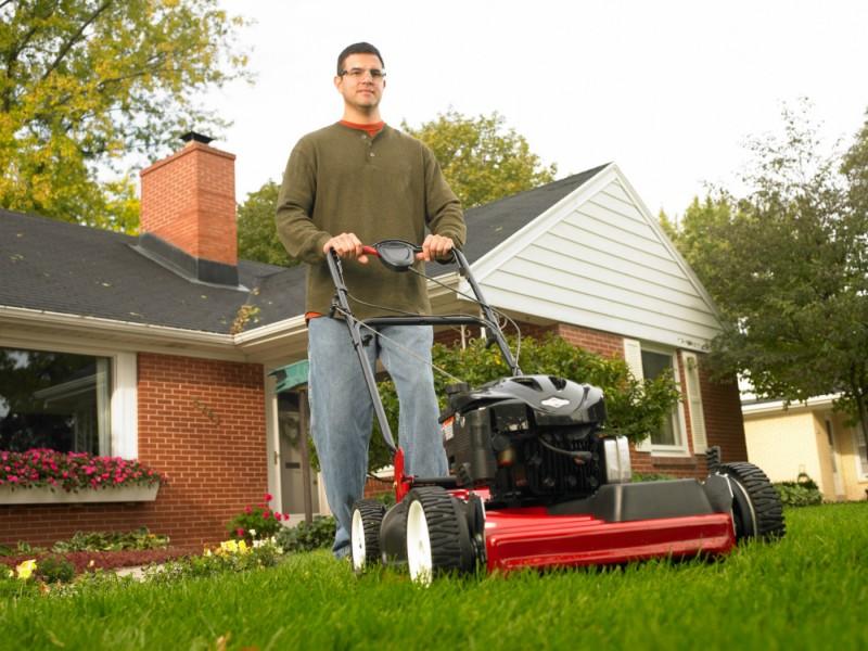 Какая газонокосилка лучше: бензиновая или электрическая