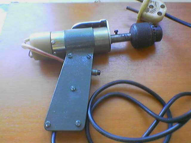 Способы изготовления мини-дрели своими руками