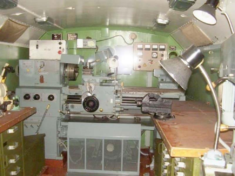 Токарно-винторезный станок ит-1м