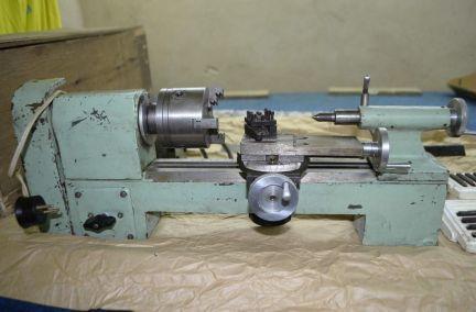 Использование токарного станка 1д601