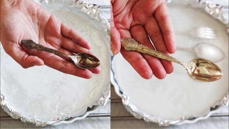 Как почистить мельхиор ипридать ему блеск: способы для столовых приборов, посуды и украшений