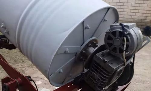 Самодельная бетономешалка своими руками: схема сборки из бочки или стиральной машины, видео