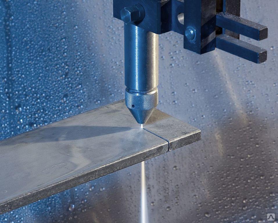 Оборудование для гидроабразивной резки, точность получения заготовок водным резаком