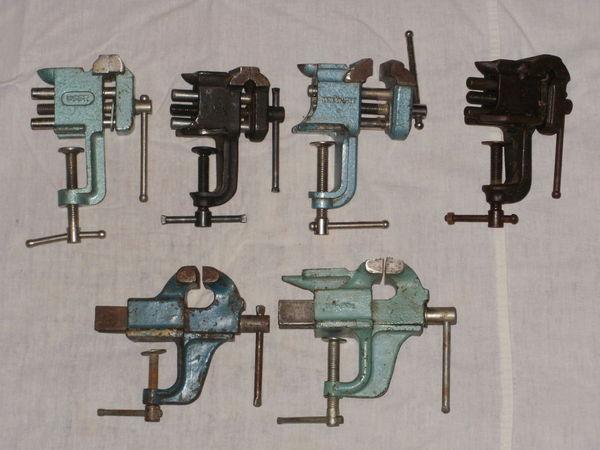 Универсальное оборудование производства — машинные тиски