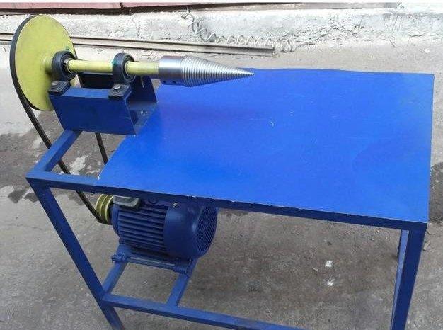 Как сделать конусный дровокол своими руками: основная конструкция и типы приводов