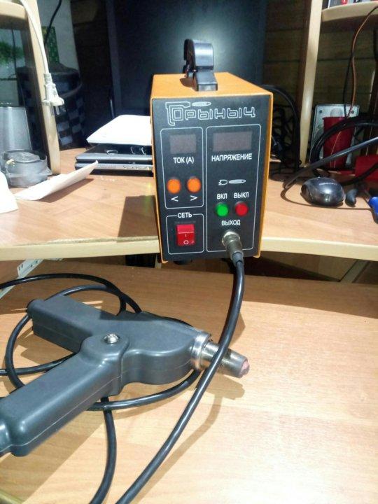Плазменный сварочный аппарат горыныч - область применения, цена