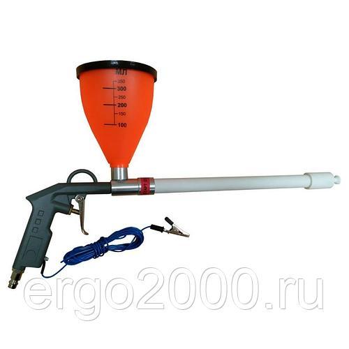 ✅ пистолет для порошковой покраски лидер - tractor-sale.ru