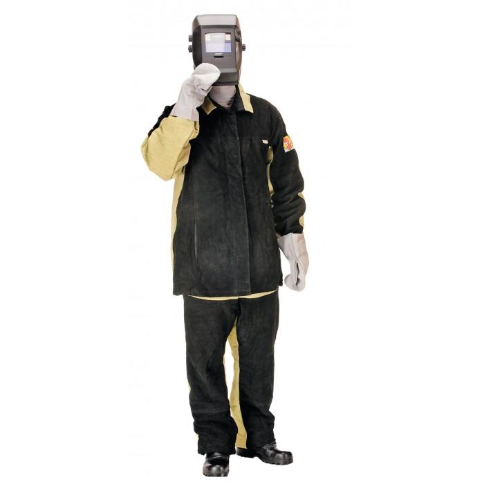 Зимний костюм сварщика бывает со спилком, цельноспилковый или брезентовый, здесь рассмотрим все материалы, модели, производителей, а также как выбрать сварочную робу на зиму