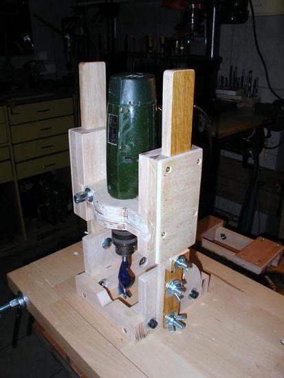 Сверлильный, фрезерный, шлифовальный, точильный и токарный станок из дрели своими руками