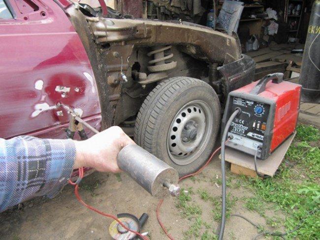 Обзор лучших производителей споттеров для кузовного ремонта