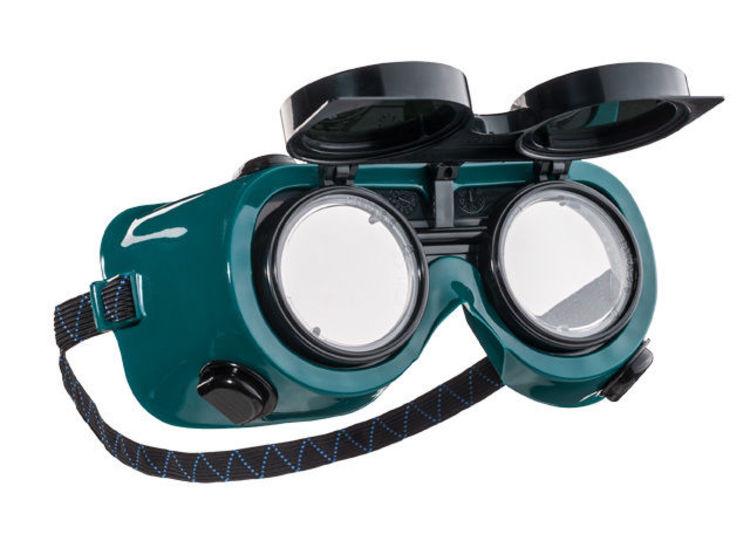 Очки газосварщика. как сохранить здоровье глаз?