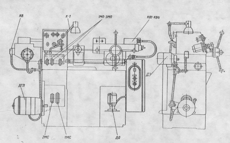 Вспомогательный инструмент для токарного-револьверных станков драгун а. п.