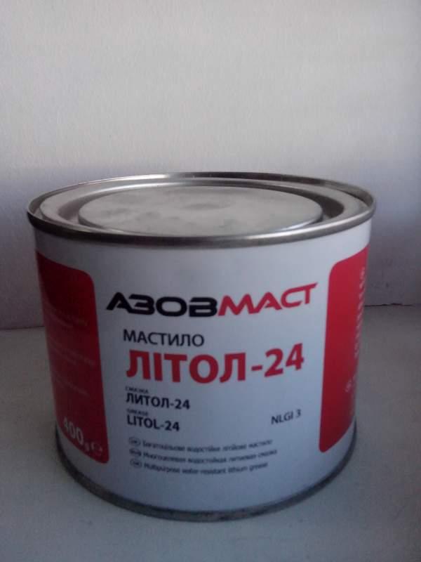 Термостойкая смазка литол 24 гост 21150-87