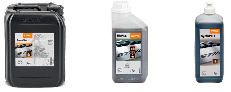 Выбор масла для бензопилы