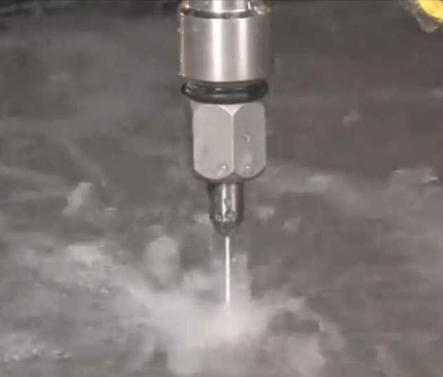 Технология и применение гидроабразивной резки