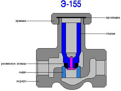 Установка обратного клапана на вентиляцию