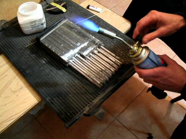 Пайка алюминия газовой горелкой: как его паять в домашних условиях? выбор присадочной проволоки, припоя и электродов