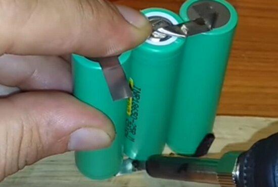 Замена аккумуляторов в шуруповерте на литиевые своими руками: пошаговая инструкция