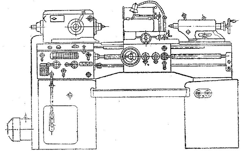 Станок токарно-винторезный тв 16: устройство и эксплуатация