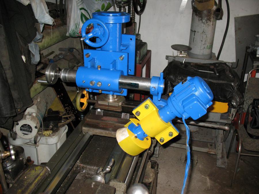 Технологический процесс по ремонту токарного станка