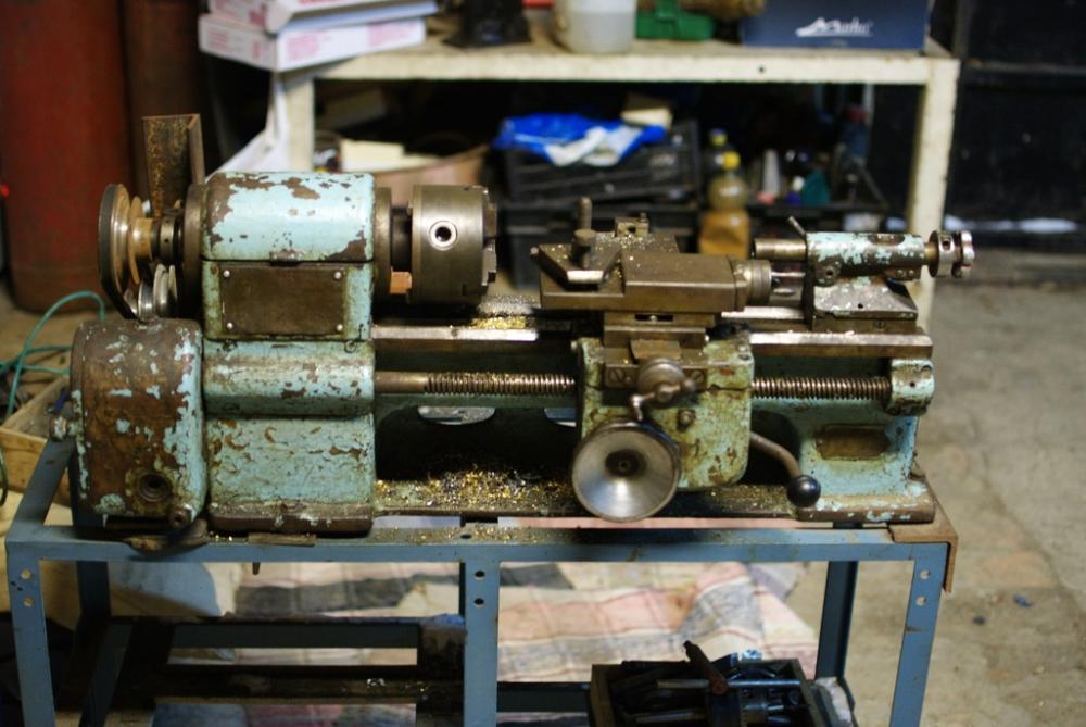 Токарный станок по металлу: особенности конструкции, виды, самостоятельная сборка