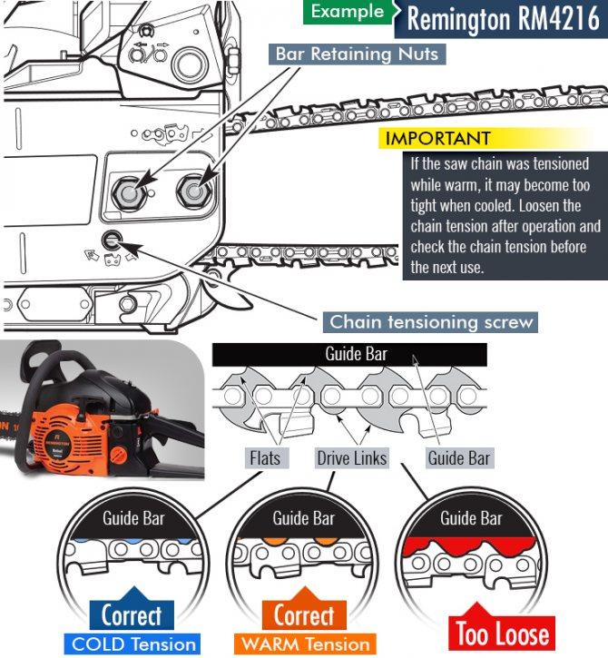 Как выбрать масло для цепи бензопилы: на что обратить внимание