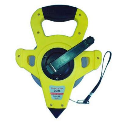 Геодезическая рулетка: обзор мерных металлических рулеток 30 и 50 метров