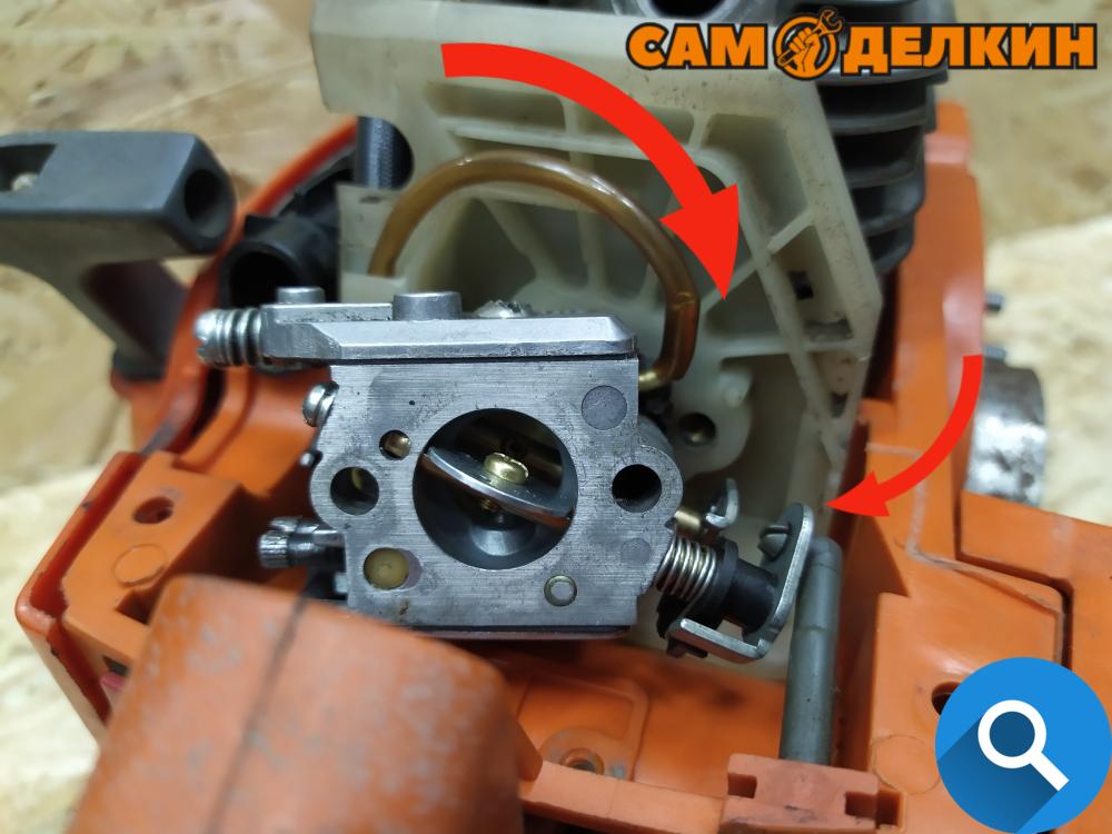 Как отрегулировать карбюратор на бензопиле штиль 250, а также его устройство, настройка и ремонт своими руками