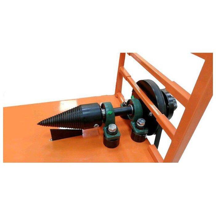 Как сделать винтовой или реечный дровокол своими руками: техническое описание и чертёж конструкции