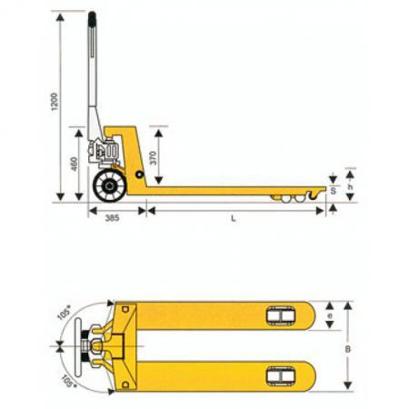 Гидравлическая рохля. грузоподъёмность, размеры, принцип работы | проинструмент