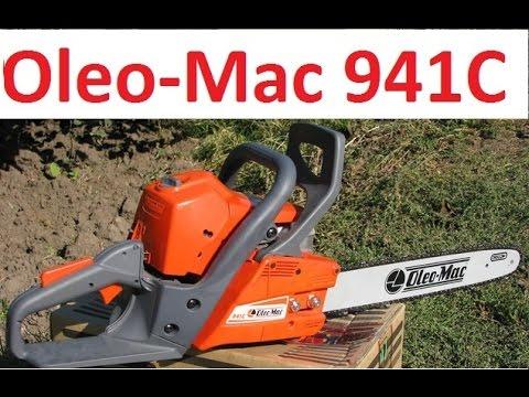 Oleo-mac 941 c-16 — для дачи и работы