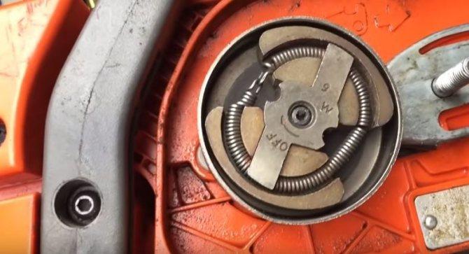 Замена поршня на бензопиле штиль 180: когда менять и как