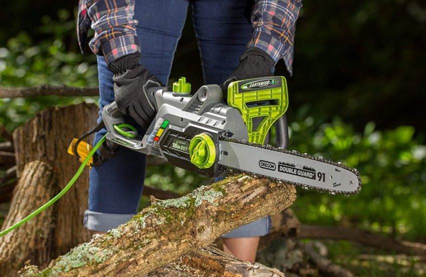 Как выбрать цепную электропилу: полезные советы и правильные рекомендации по выбору электрической пилы по дереву для дачи и дома, обзор хороших и недорогих моделей