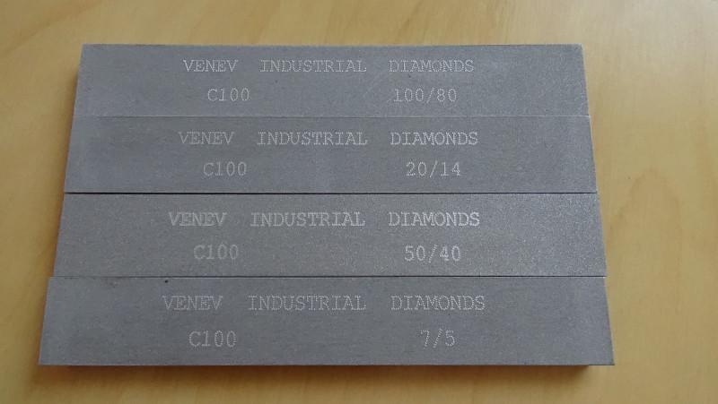 Алмазный надфиль. зернистость, применение, маркировка   проинструмент