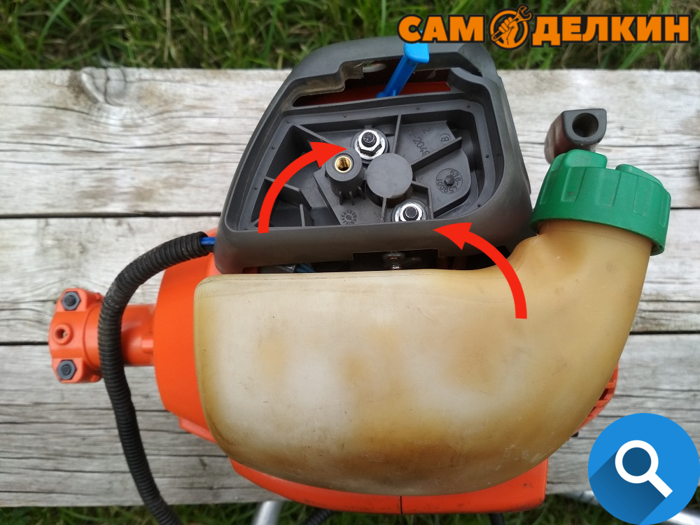 Не заводится бензокоса хускварна 128r • evdiral.ru