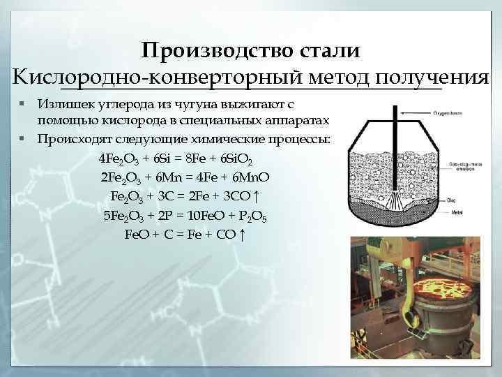 Современные технологии и мировые тенденции в металлургии