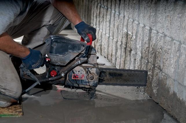 Бензорезы по бетону: принцип работы, рейтинг моделей – бетонпедия