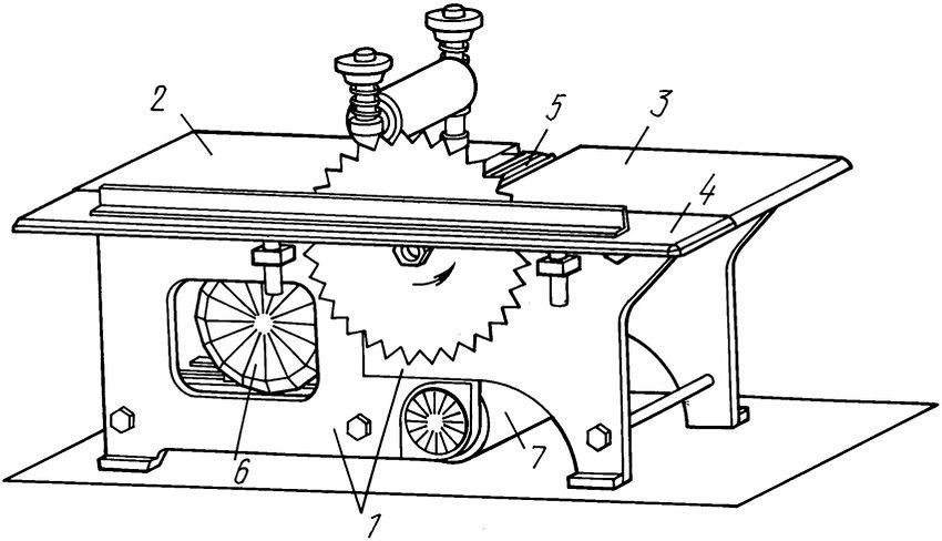 Мастерим своими руками рейсмус: модель из электрорубанка