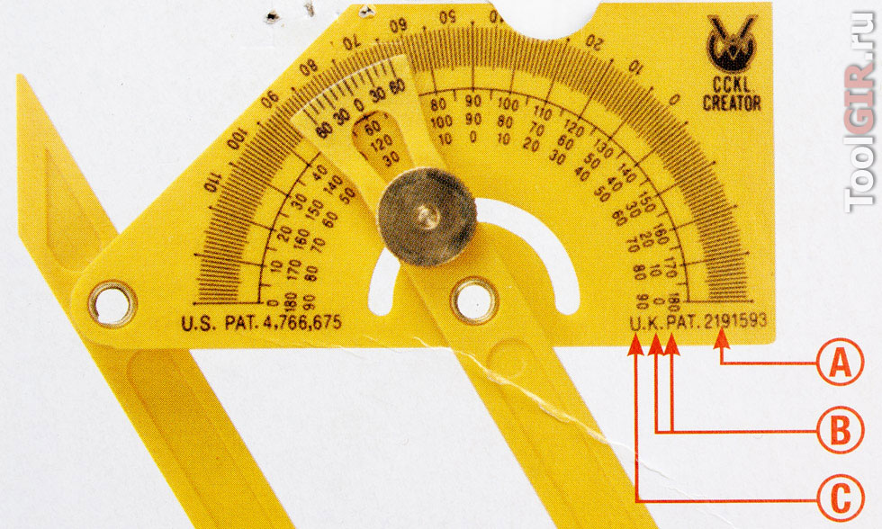 Что такое угломер и как пользоваться устройством с нониусом